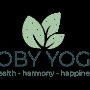 TOBY YOGA logo